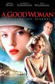 A Good Woman – (2004 movie, Greek Subtitles)