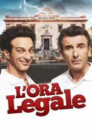 It's the Law | L'ora legale (2017) – με ελληνικούσ υπότιτλουσ